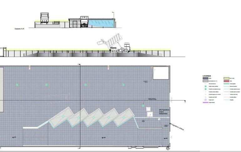 Preview ofProgetto Centro di raccolta comunale