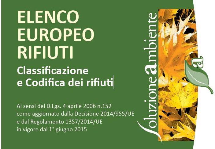 Preview ofOpuscolo Elenco CER
